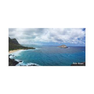 Hawaiian Seascape Canvas Print