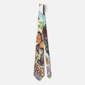 Hawaiian Seashells Tie