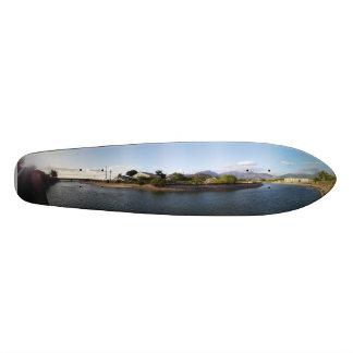 Hawaiian Skies deck Skateboard