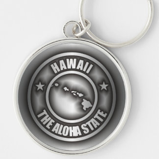 """Hawaiian Steel"" Keychains"