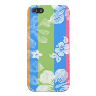Hawaiian Stripes Speck Case iPhone 5/5S Case