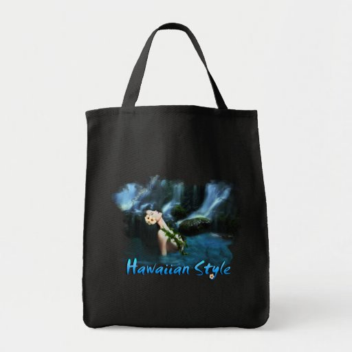 Hawaiian Style Bag