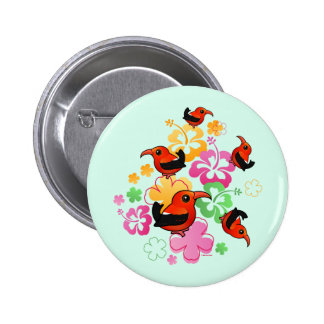 Hawaiian-style I iwi Button
