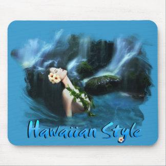 Hawaiian Style Mouse Mats