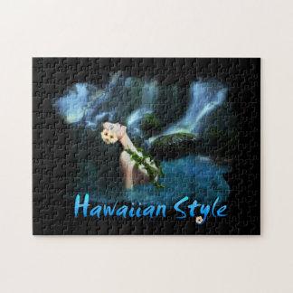 Hawaiian Style Puzzle