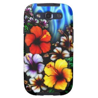 Hawaiian Style Samsung Galaxy S Case
