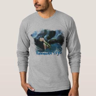 Hawaiian Style Tshirts