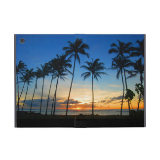 Hawaiian Sunrise - Kapaa - Kauai - Hawaii iPad Mini Cases