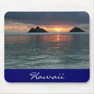 Hawaiian Sunrise Mousepad