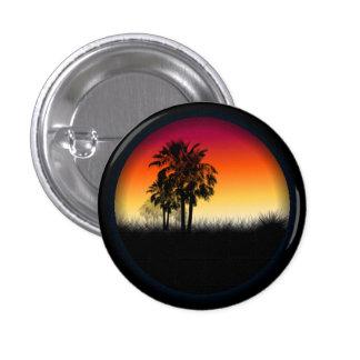 Hawaiian Sunset Button