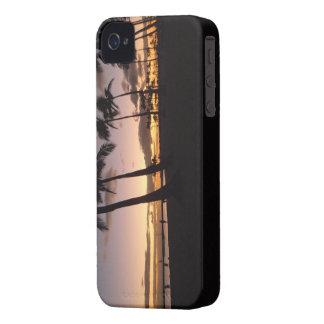 Hawaiian Sunset Case-Mate iPhone 4 Cases