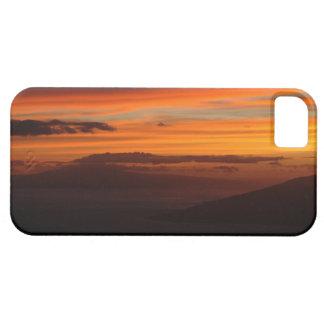 Hawaiian Sunset iPhone 5 Cases