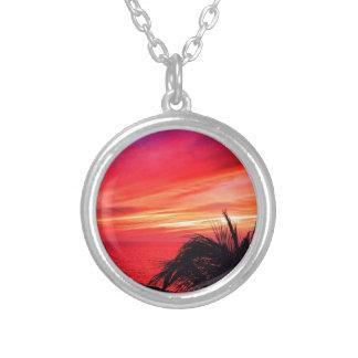 Hawaiian Sunset Custom Necklace