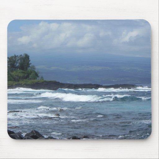 Hawaiian Surf Mouse Pads