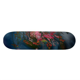 Hawaiian Surfs Up Skateboard