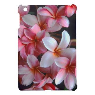 Hawaiian Tropical Plumeria Flowers iPad Mini Case