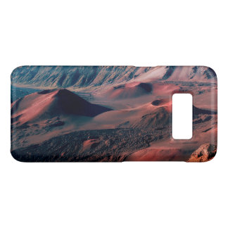 Hawaiian Volcano Crater Fields Case-Mate Samsung Galaxy S8 Case