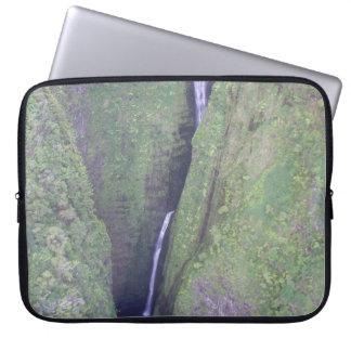 Hawaiian Waterfall Laptop Sleeve