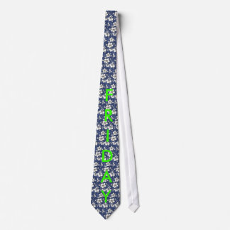 Hawaiin Friday Tie