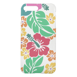 Hawaiin Island Design iPhone 8 Plus/7 Plus Case