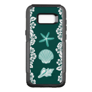 Hawaiin Island Style OtterBox Commuter Samsung Galaxy S8+ Case