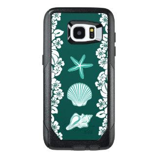 Hawaiin Island Style OtterBox Samsung Galaxy S7 Edge Case