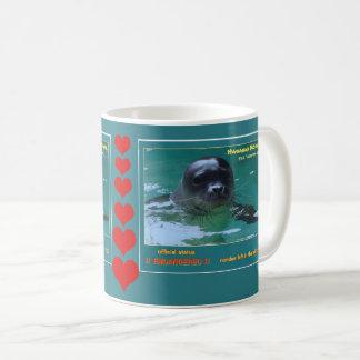 Hawaii's Monk Seals are endangered animals - Coffee Mug