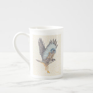 Hawk Coffee/Tea Cup