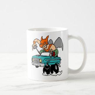 Hawk in a Falcon, Man! Coffee Mug
