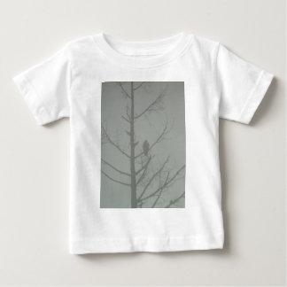 Hawk In The Mist Baby T-Shirt