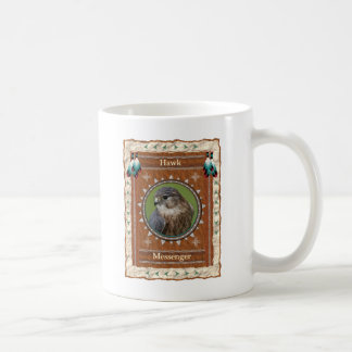 Hawk  -Messenger- Classic Coffee Mug