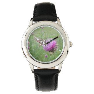 Hawk Moth Wristwatch