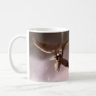 Hawk Mug