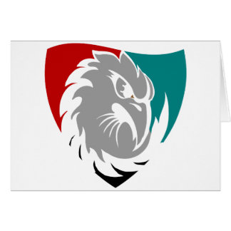 Hawk Security Protection Shield Card