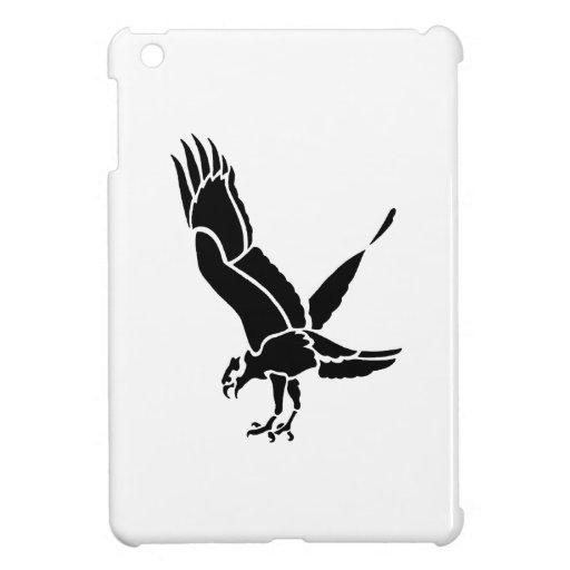 Hawk Silhouette Cover For The iPad Mini