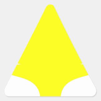 Hawk Triangle Stickers