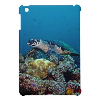 Hawkbill Turtle iPad Mini Cases