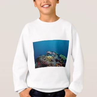 Hawkbill Turtle Sweatshirt