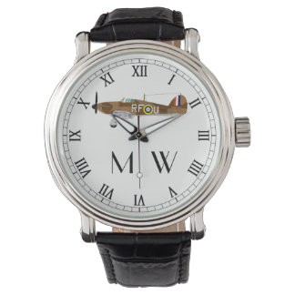 Hawker Hurricane  | Monogrammed Watch
