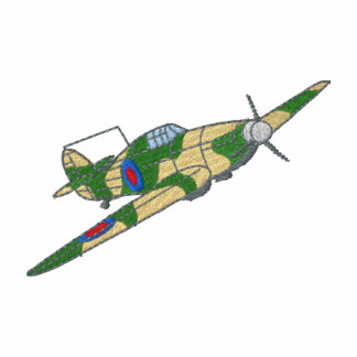 Hawker Hurricane Track Jackets