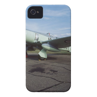 Hawker Sea Fury at CAF, Minnesota Wing, at the 2 iPhone 4 Case-Mate Case