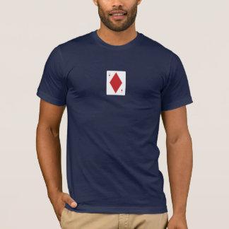 Hawker Sea Hawk : Ace of Diamonds Pinup T-shirt