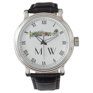 Hawker Typhoon  | Monogrammed Watch