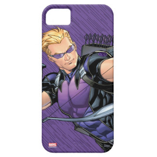 Hawkeye Assemble iPhone 5 Cases