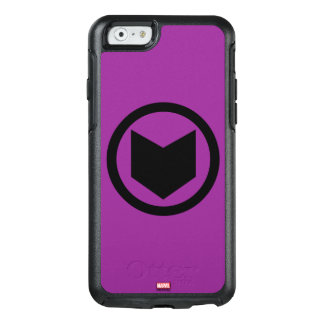 Hawkeye Retro Icon OtterBox iPhone 6/6s Case