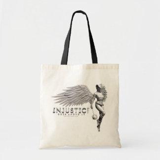 Hawkgirl Budget Tote Bag
