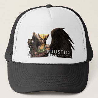 Hawkgirl Trucker Hat