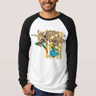 Hawkman & Hawkwoman T-Shirt