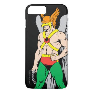 Hawkman Standing Pose iPhone 7 Plus Case