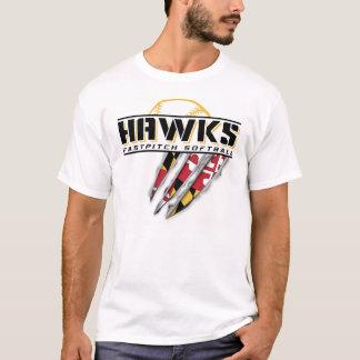Hawks Fastpitch - no claws T-Shirt